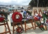 Wreaths presented at the NZ Engineers Tunnelling Company ceremony in September 2014
