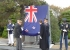 Unveiling of the New Zealand Memorial in Korea in 2005