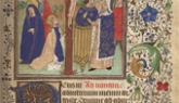 Historic illustrated manuscript