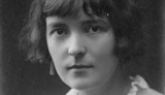 Head shot of Katherine Mansfield