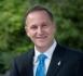 Head shot of Prime Minister John Key