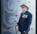 Oil painting of Korean War veteran Mr George (Tim) Flintoft