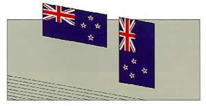Displaying the New Zealand Flag | Ministry for Culture and