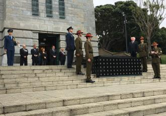 On 18 January 2018, the 1000th daily Last Post ceremony took place at Pukeahu National War Memorial Park. On this day 100 years ago, five New Zealand men lost their lives.