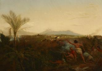 Te Papa marks the first national day of commemoration of the New Zealand Wars, Rā Maumahara, with a new mini exhibition.  Rā Maumahara |New Zealand Wars will open on Friday 27 October – a day prior to the official remembrance date set by the New Zealand Government – and will be on show for six months.