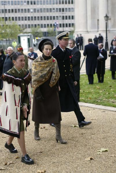 "Princess Anne and Tim Laurence<p class=""detail-small"">Image courtesy of Kent Gavin Associates</p>"