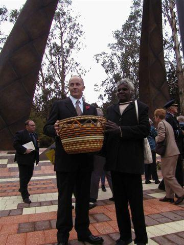 """New Zealand Memorial in Canberra<p class=""""detail-small"""">Ministry for Culture and Heritage</p>"""