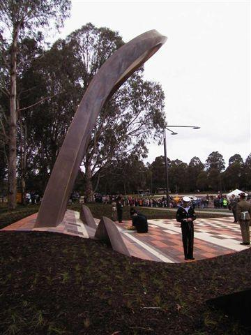 "New Zealand Memorial in Canberra<p class=""detail-small"">Ministry for Culture and Heritage</p>"