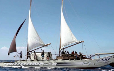 Fa'afaite keep ocean voyaging traditions alive