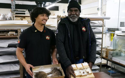 Manchester museum returns stolen sacred artefacts to Indigenous Australians